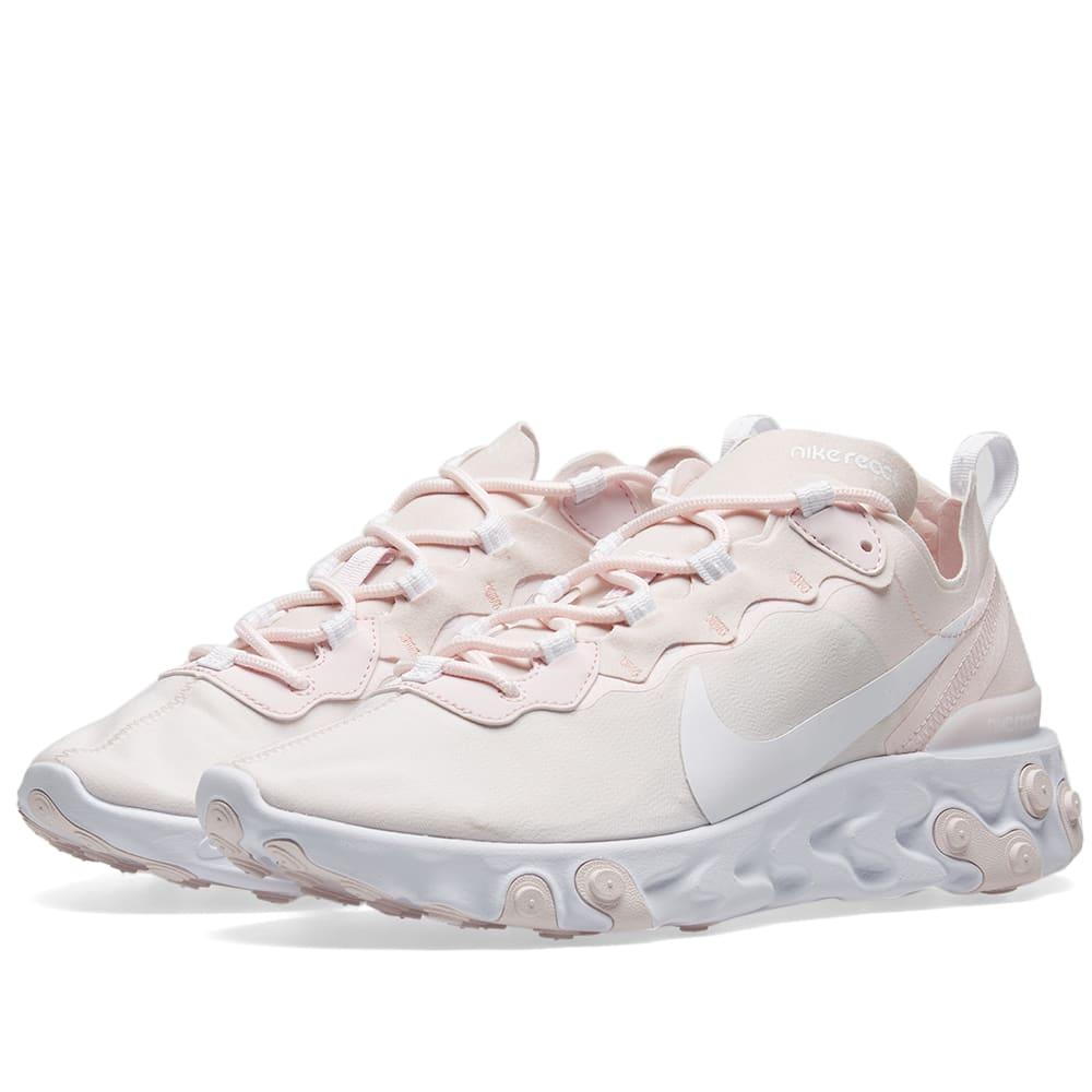 Nike React Element 55 W Pale Pink