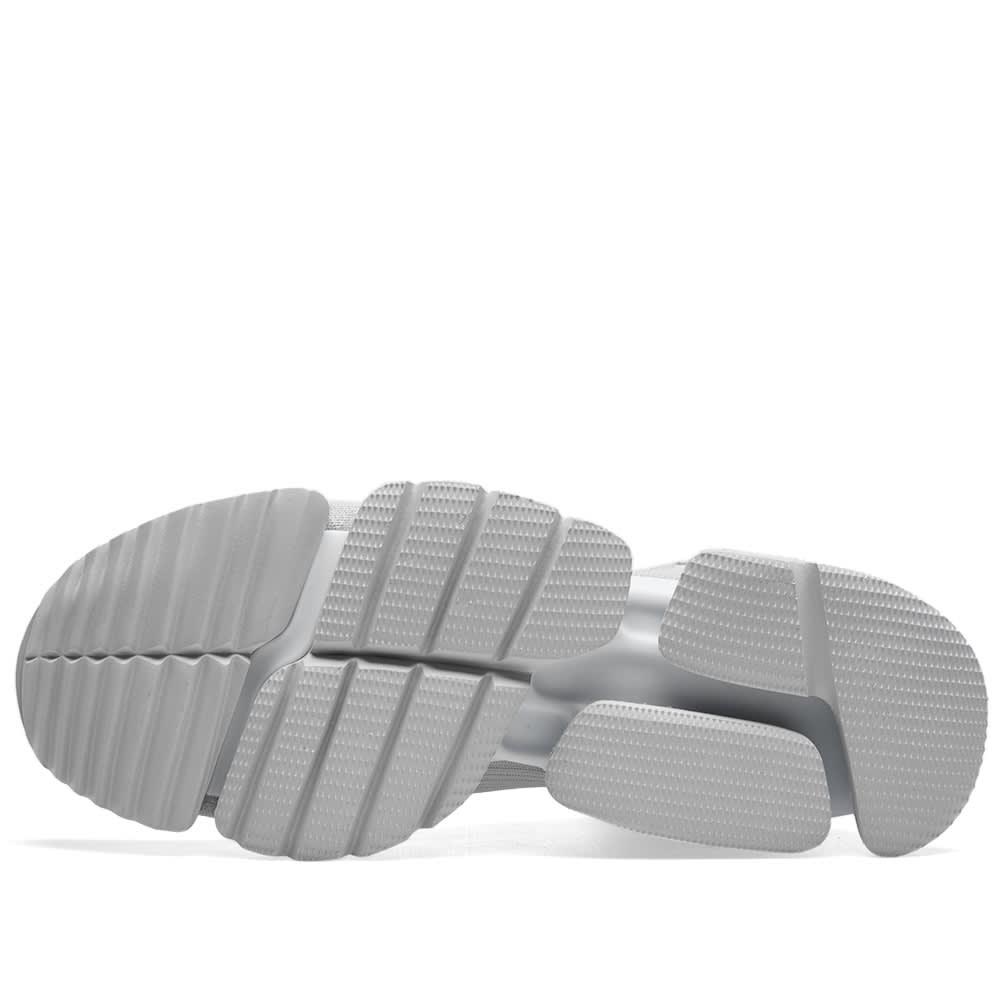 Reebok Tech Sock Runner Grey, Mineral