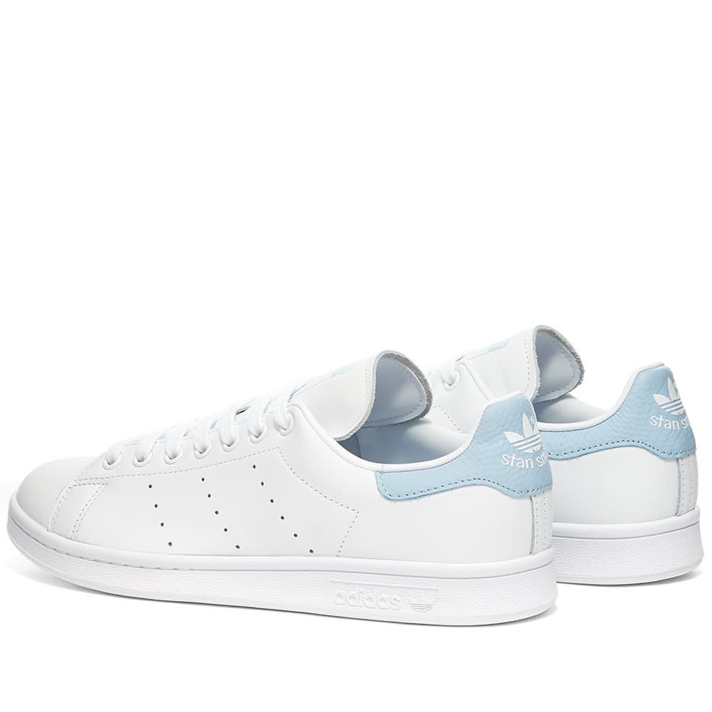 adidas stan smith sky blue