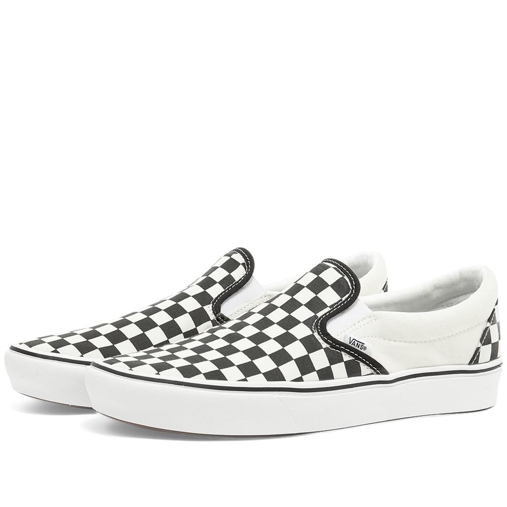 Vans UA ComfyCush Slip On Checkerboard