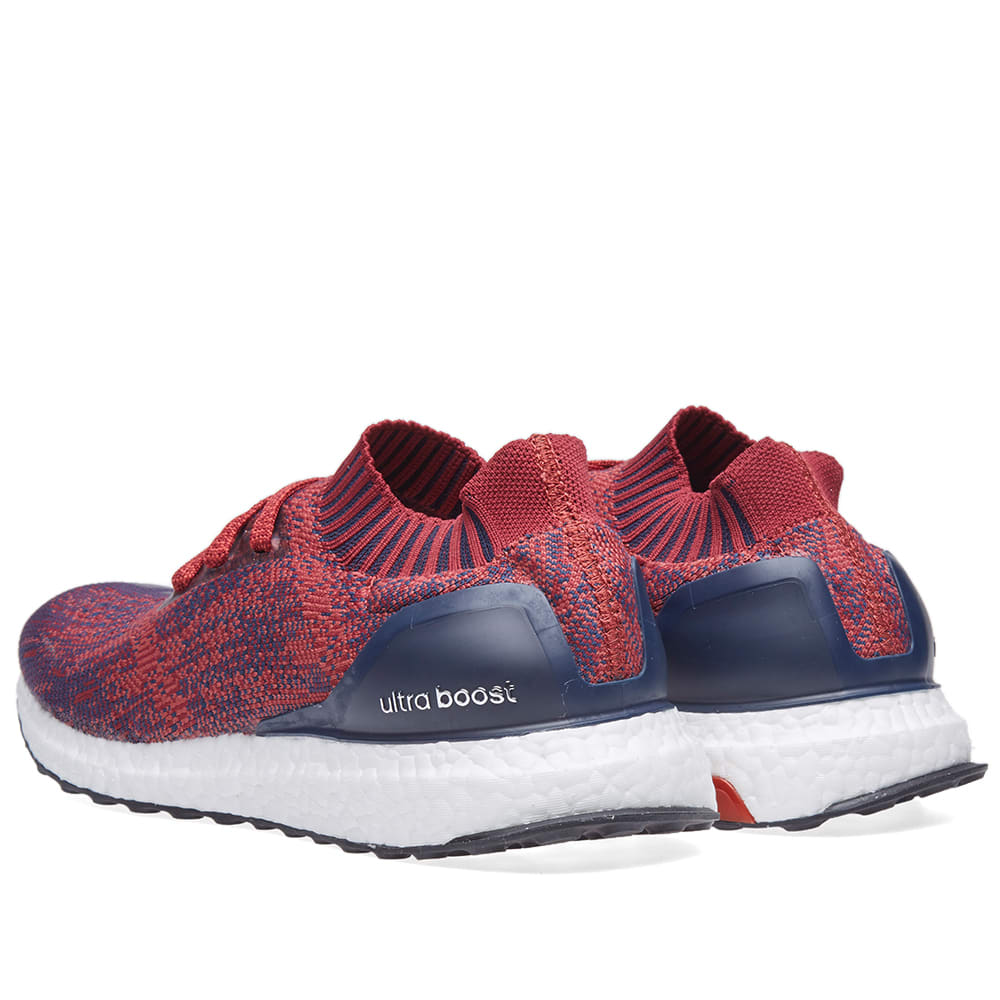 c9be82cda951e Adidas Ultra Boost Uncaged Mystery Red   Burgundy