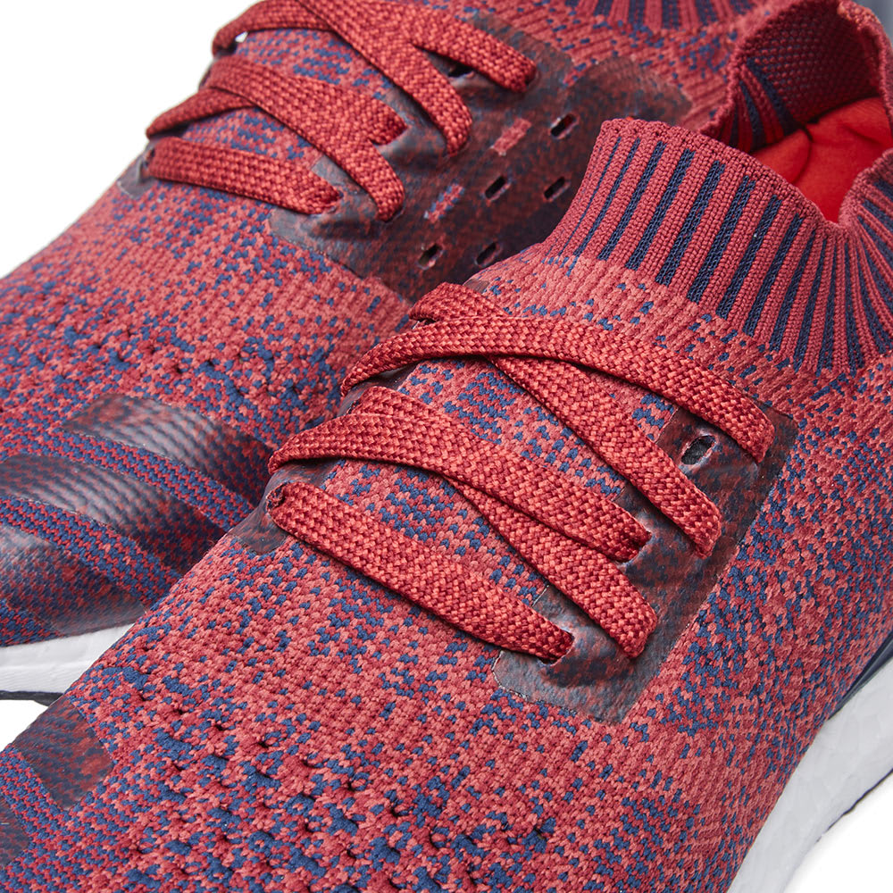 675470f4e6b84 Adidas Ultra Boost Uncaged Mystery Red   Burgundy