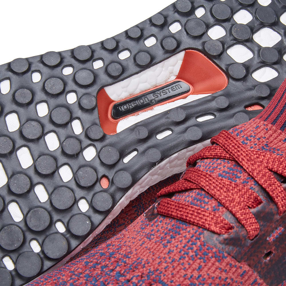 fc6a9a6e96e11 Adidas Ultra Boost Uncaged Mystery Red   Burgundy