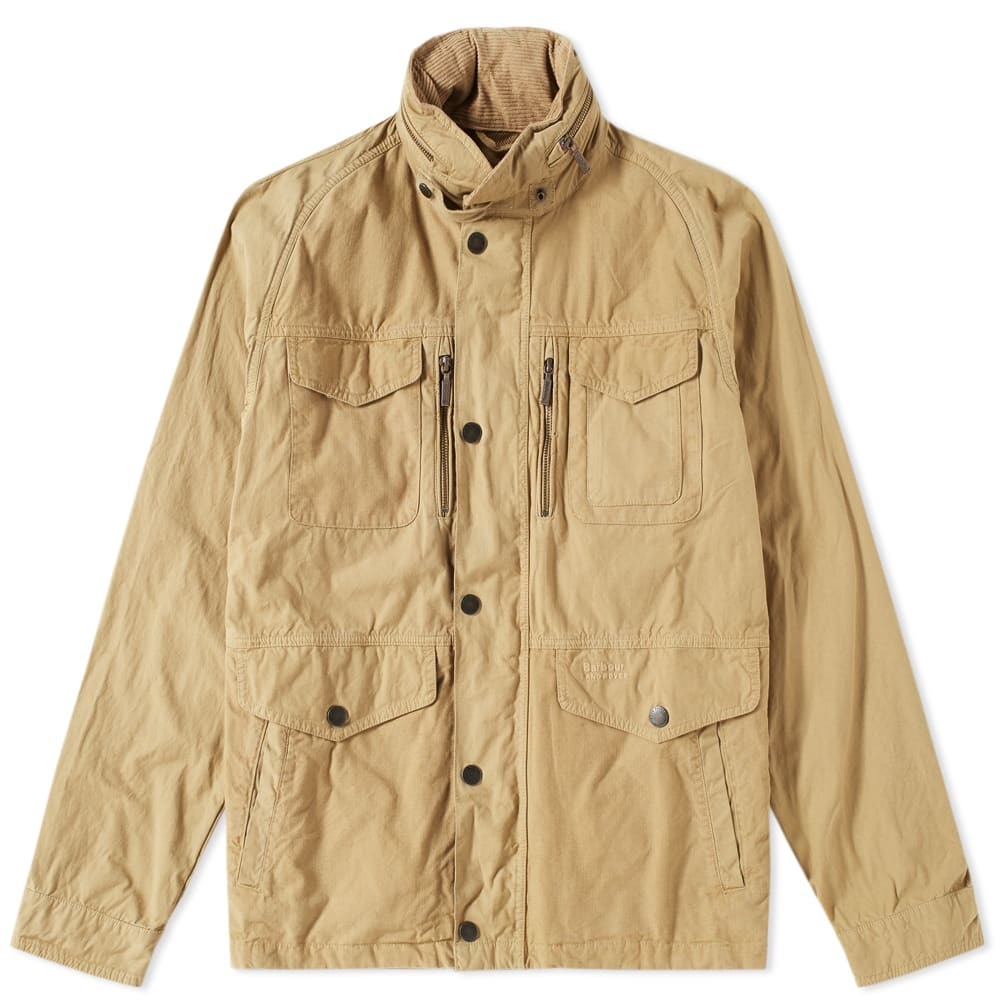 Barbour x Land Rover Hilbre Jacket