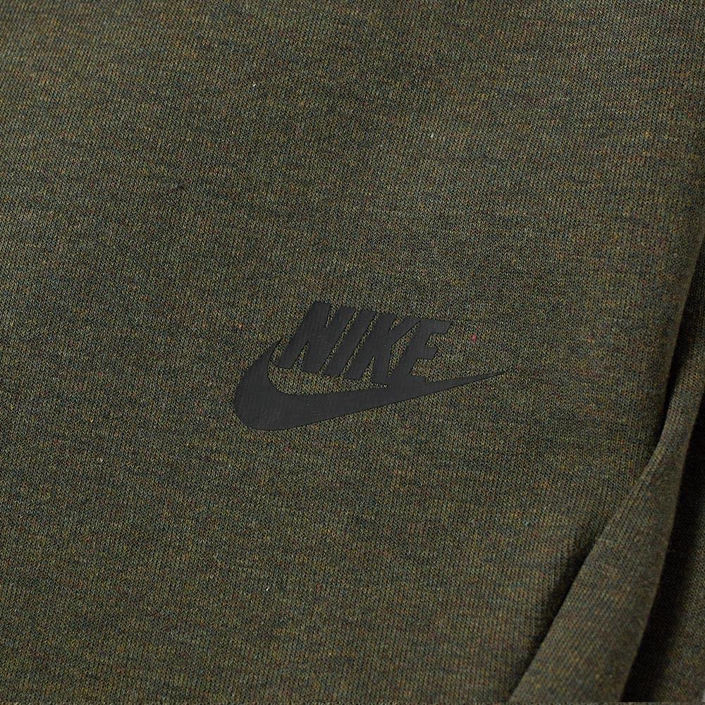 00cdc2c793501 Nike Tech Fleece Jogger Sequoia, Heather & Black   END.