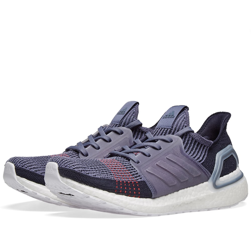 Adidas Ultra Boost 2019 Raw Indigo Shock Red D96863