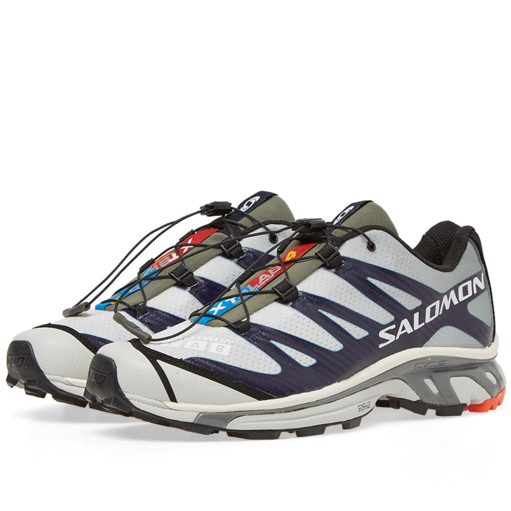 buy popular e1a74 10ef6 Salomon S LAB XT-4 Advance Shadow, Evening Blue   Quiet   END.