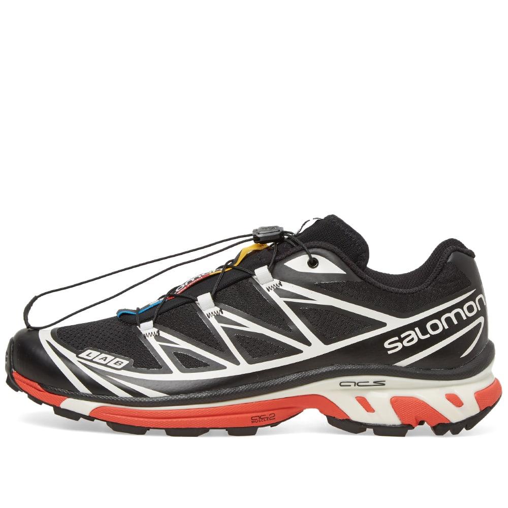 best sneakers 36229 98f15 Salomon S LAB XT-6 LT Advance Black   Vanilla Ice   Red   END.
