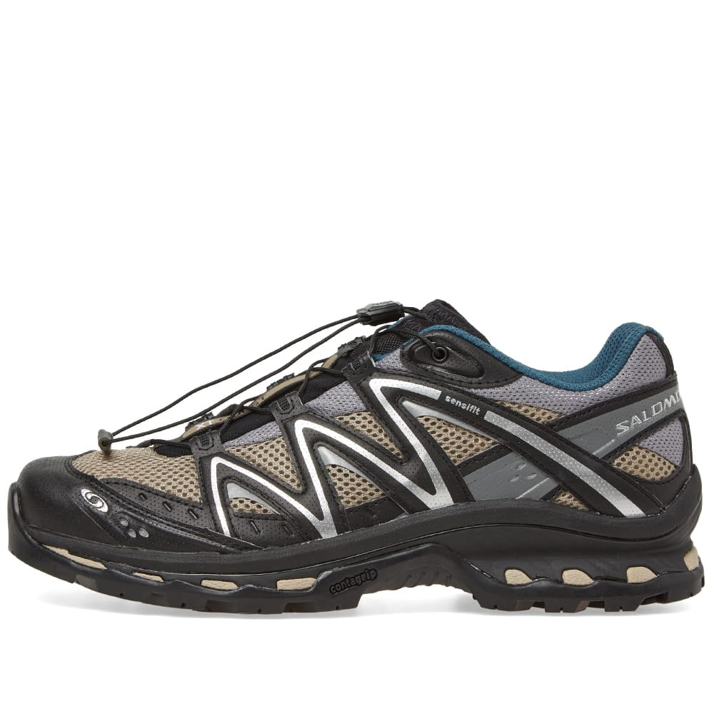 meet f0e35 783b2 Salomon XT-Quest Advance Vintage Khaki, Black   Silver   END.
