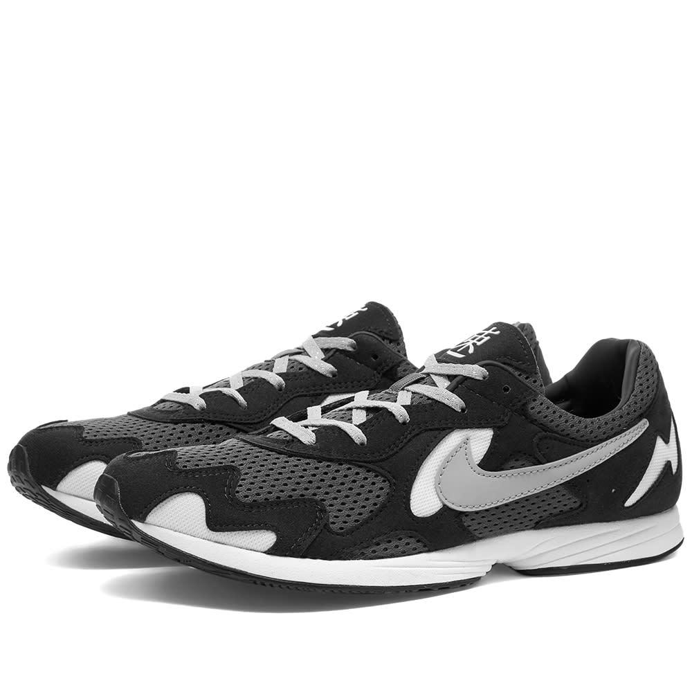 Expectativa ven palanca  Nike Air Streak Lite Black, Grey & White | END.