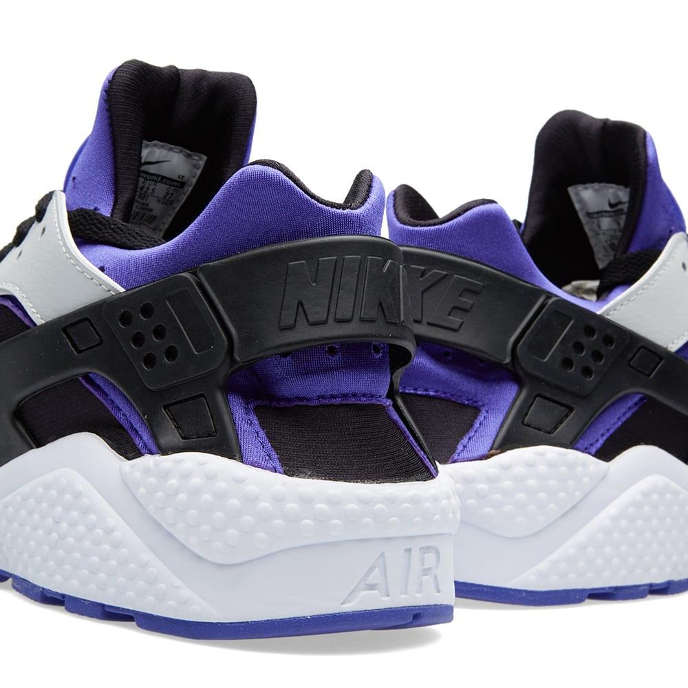 97423bc34e28 Nike Air Huarache Persian Violet   Pure Platinum