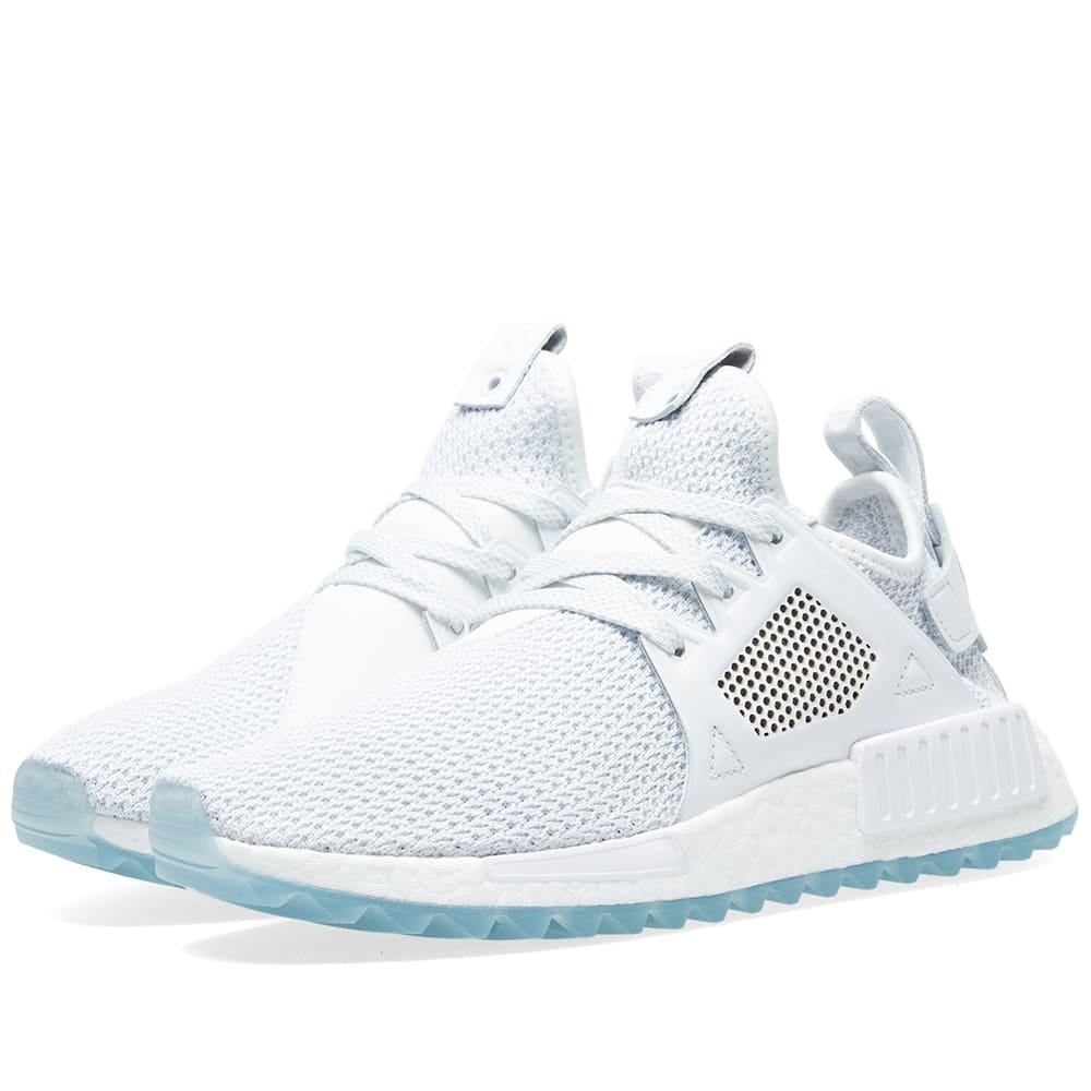343c9d197 Adidas Consortium x Titolo NMD R1 Trail White   Clear