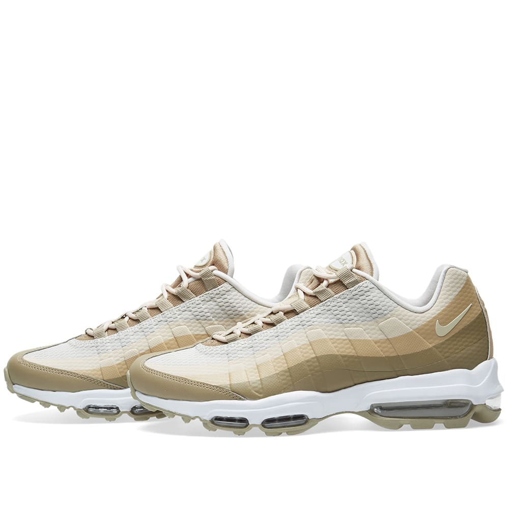 hot sale online 6e1a0 eb407 Nike Air Max 95 Ultra Essential Khaki   Oatmeal Linen   END.