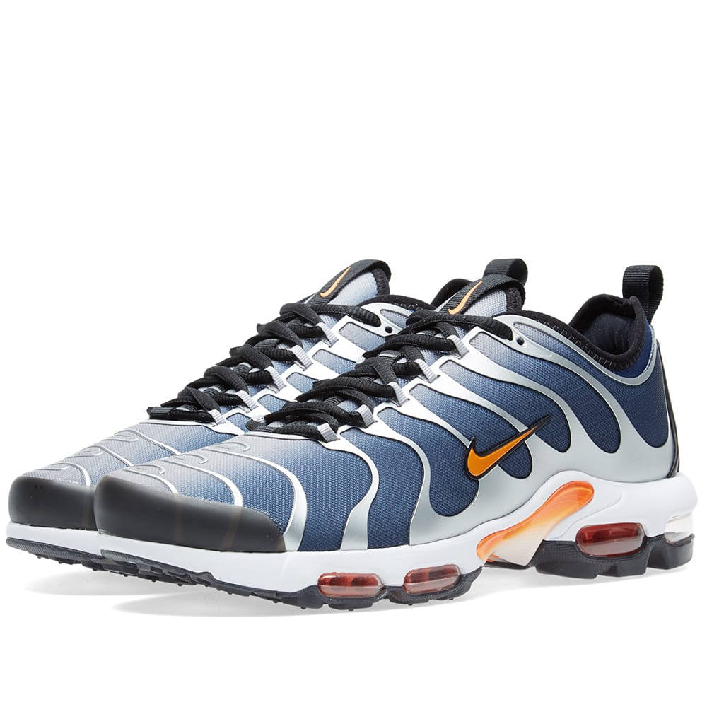 size 40 58c54 4c63d Nike Air Max Plus TN Ultra Binary Blue   Safety Orange   END.