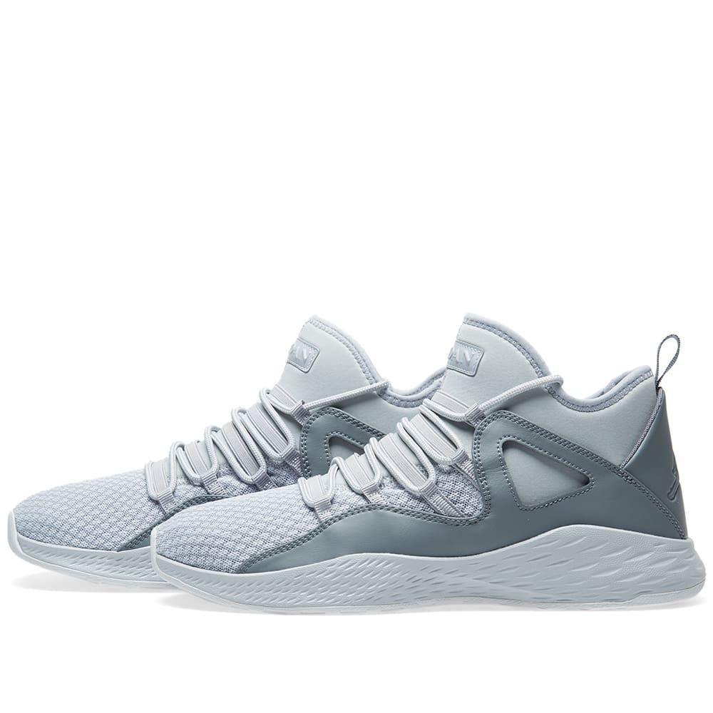 fc81168d112f Nike Jordan Formula 23 Cool Grey   Wolf Grey
