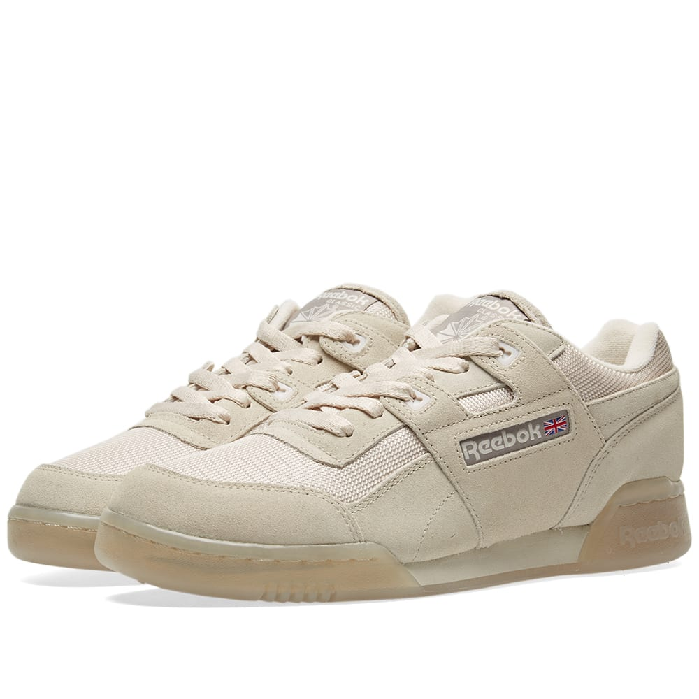 bdaf82f480f Reebok Workout Plus TN Stucco   Beach Stone