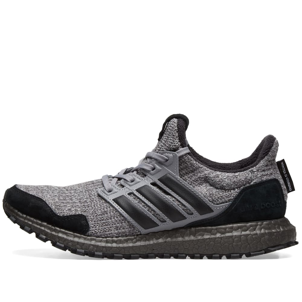 f530b977d1ba5 Adidas Ultra Boost x Game Of Thrones Grey