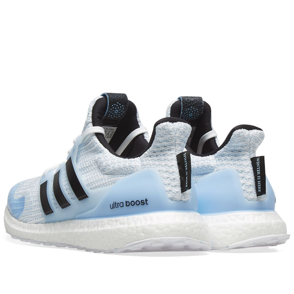 4698d9b093dbc Adidas Ultra Boost x Game Of Thrones White