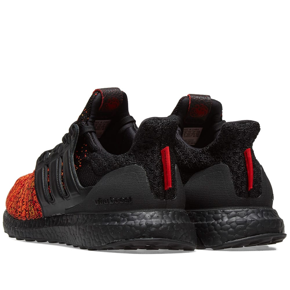 82031c42a Adidas Ultra Boost x Game Of Thrones Black   Scarlet