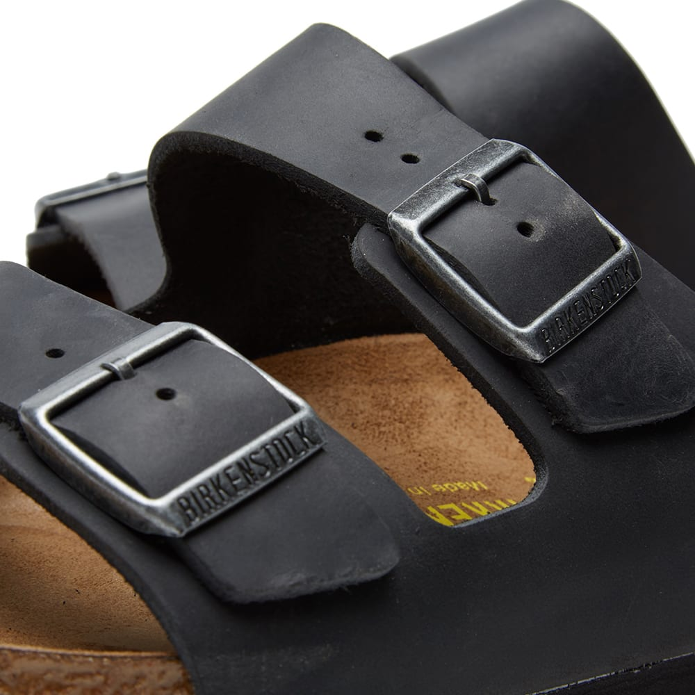 birkenstock arizona black leather 37