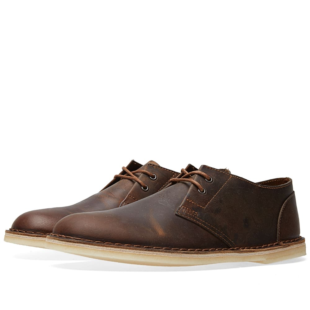 Clarks Originals Jink Beeswax Leather