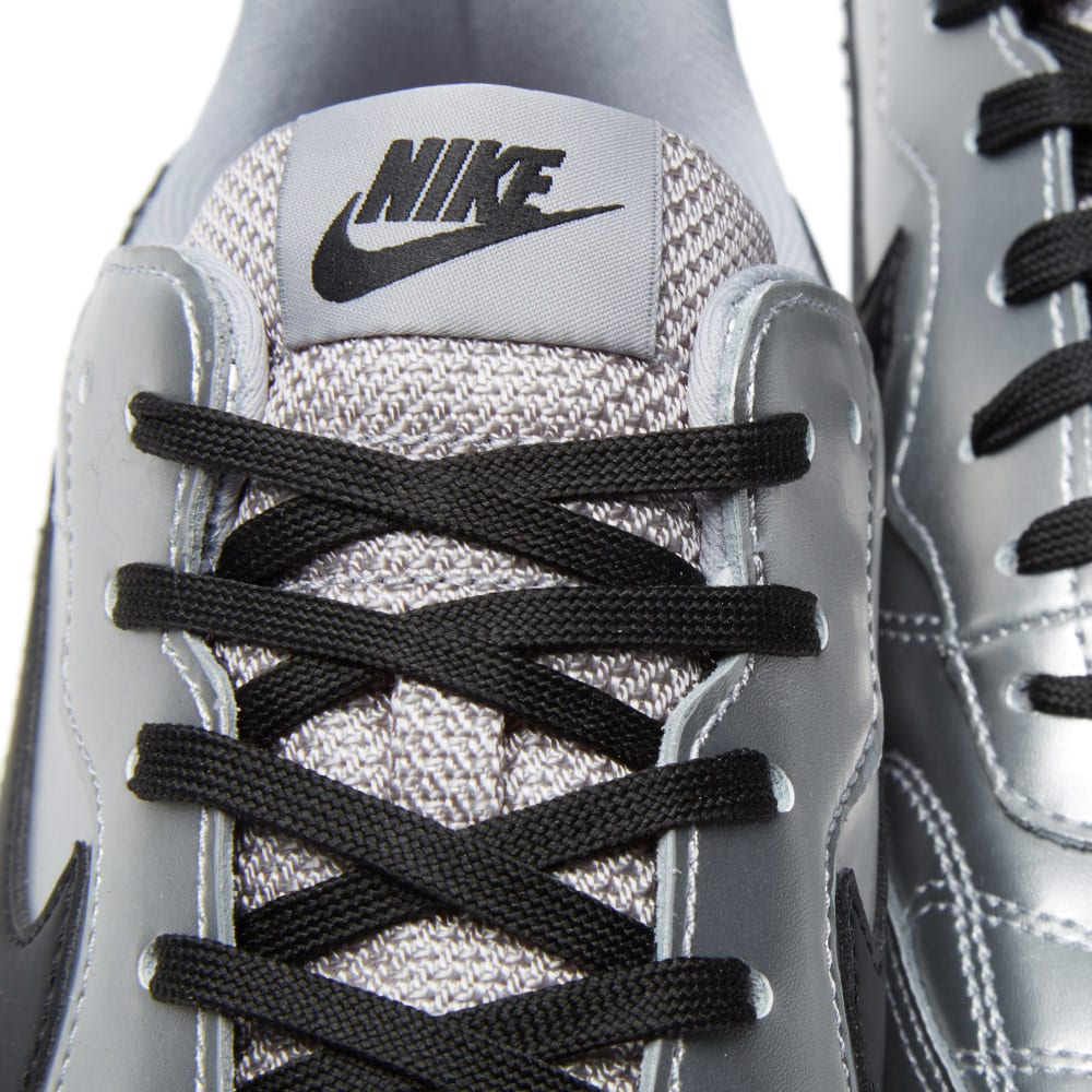 Foglio Contabilità matrice  Nike Tiempo '94 DLX QS Metallic Silver & Black   END.