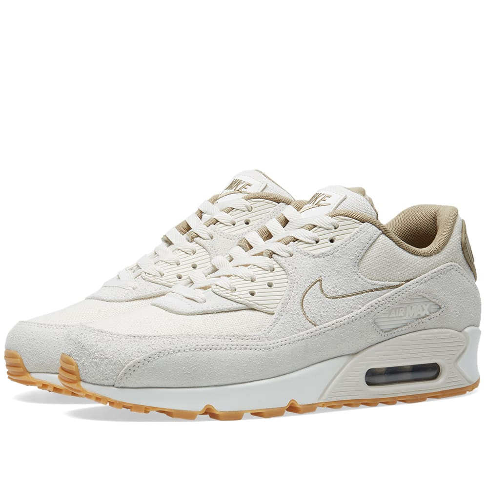Nike Air Max 90 Premium Running Shoes