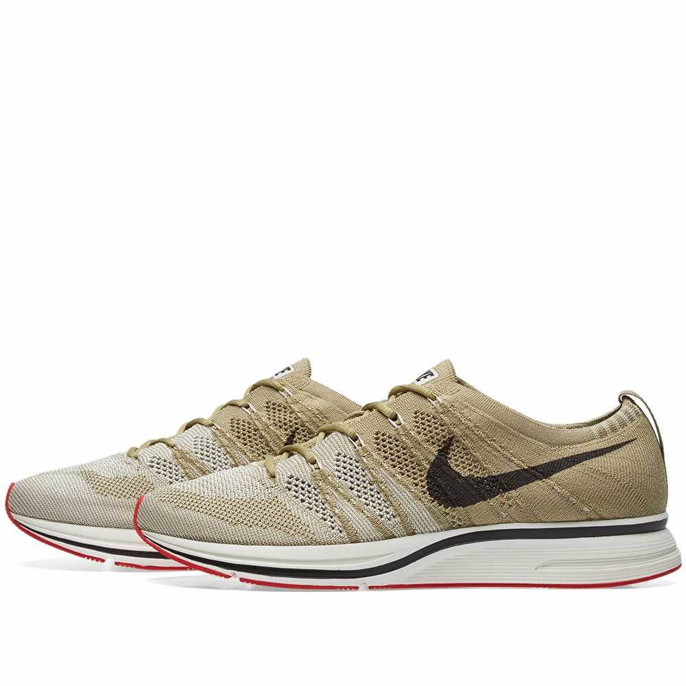 76a9222e801e9 Nike Flyknit Trainer Olive