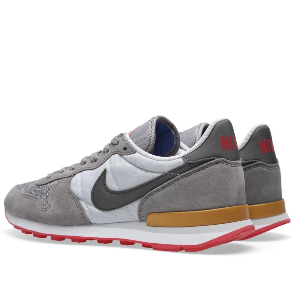 save off a4f3b 9220b Nike Internationalist City QS  Milan  Light Ash   Medium Ash   END.