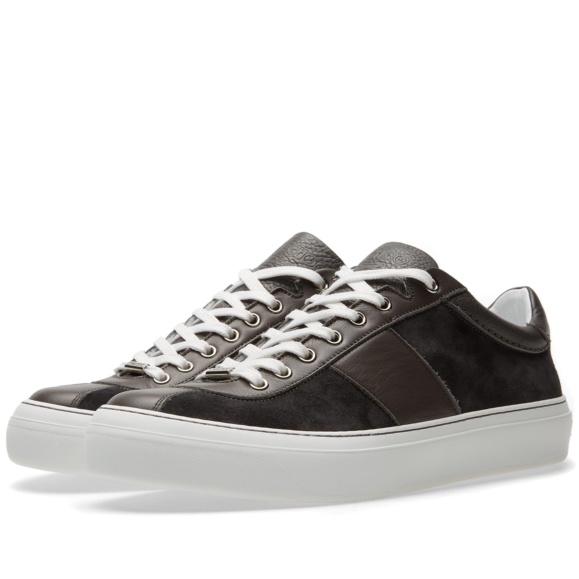 Jimmy Choo Portman Sneaker Mink Grey | END.