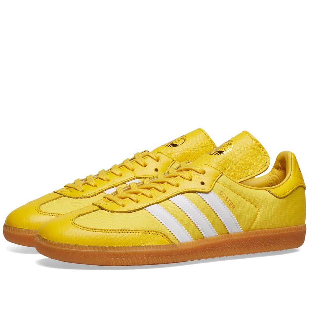 Adidas Consortium x Oyster Samba OG
