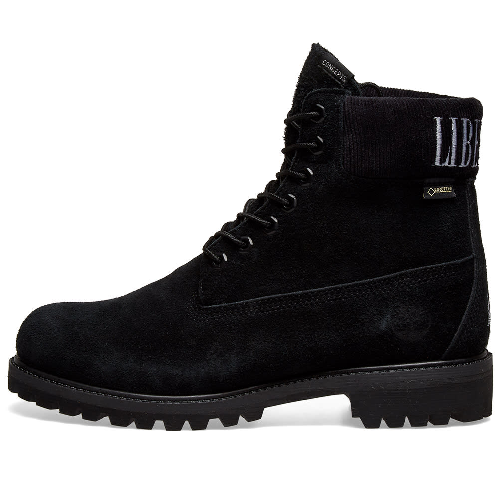 ef2e9f49d7f Timberland x Concepts 6 Winter Extreme Gore-Tex Boot