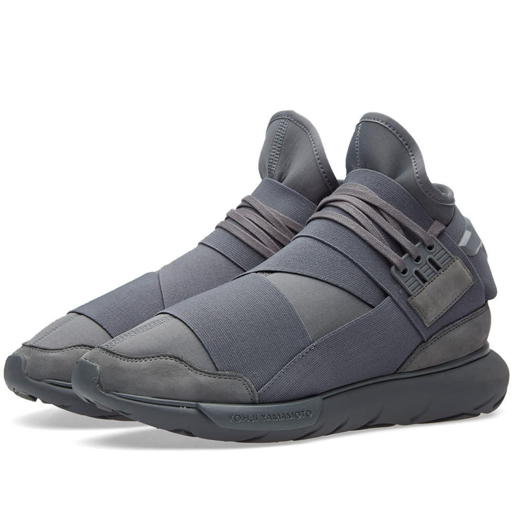 daeef0d061400 Y-3 Qasa High Vista Grey