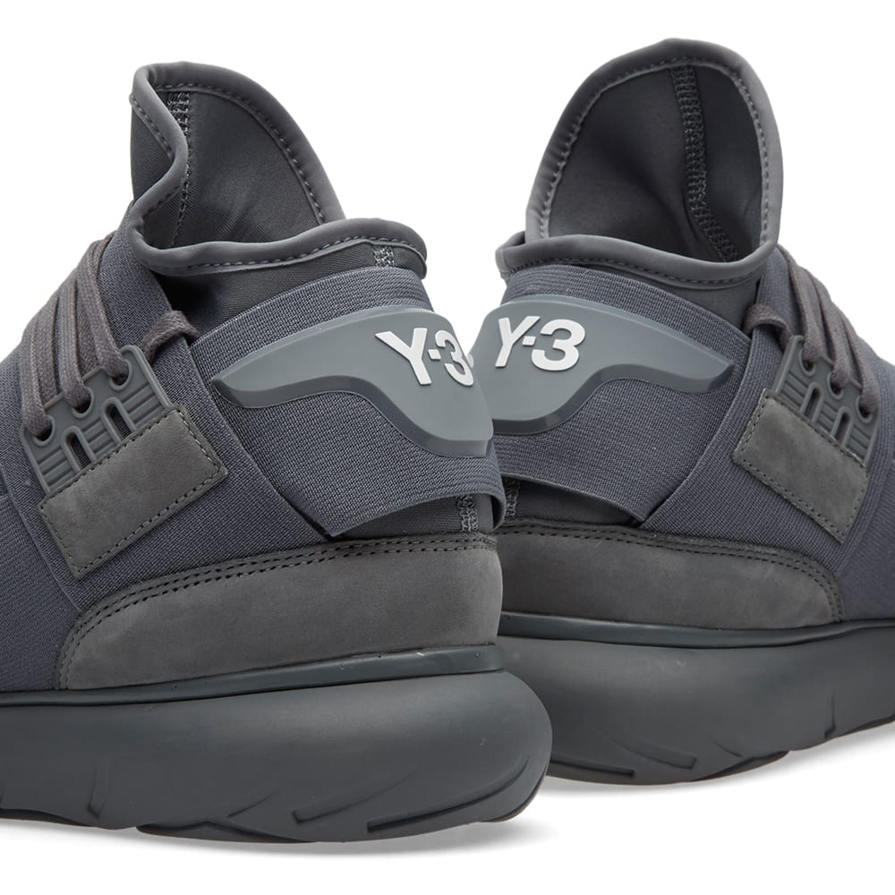 ddce5cbb43413 Y-3 Qasa High Vista Grey
