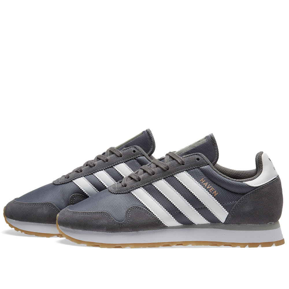 Adidas Haven (Grey Five u0026 White)