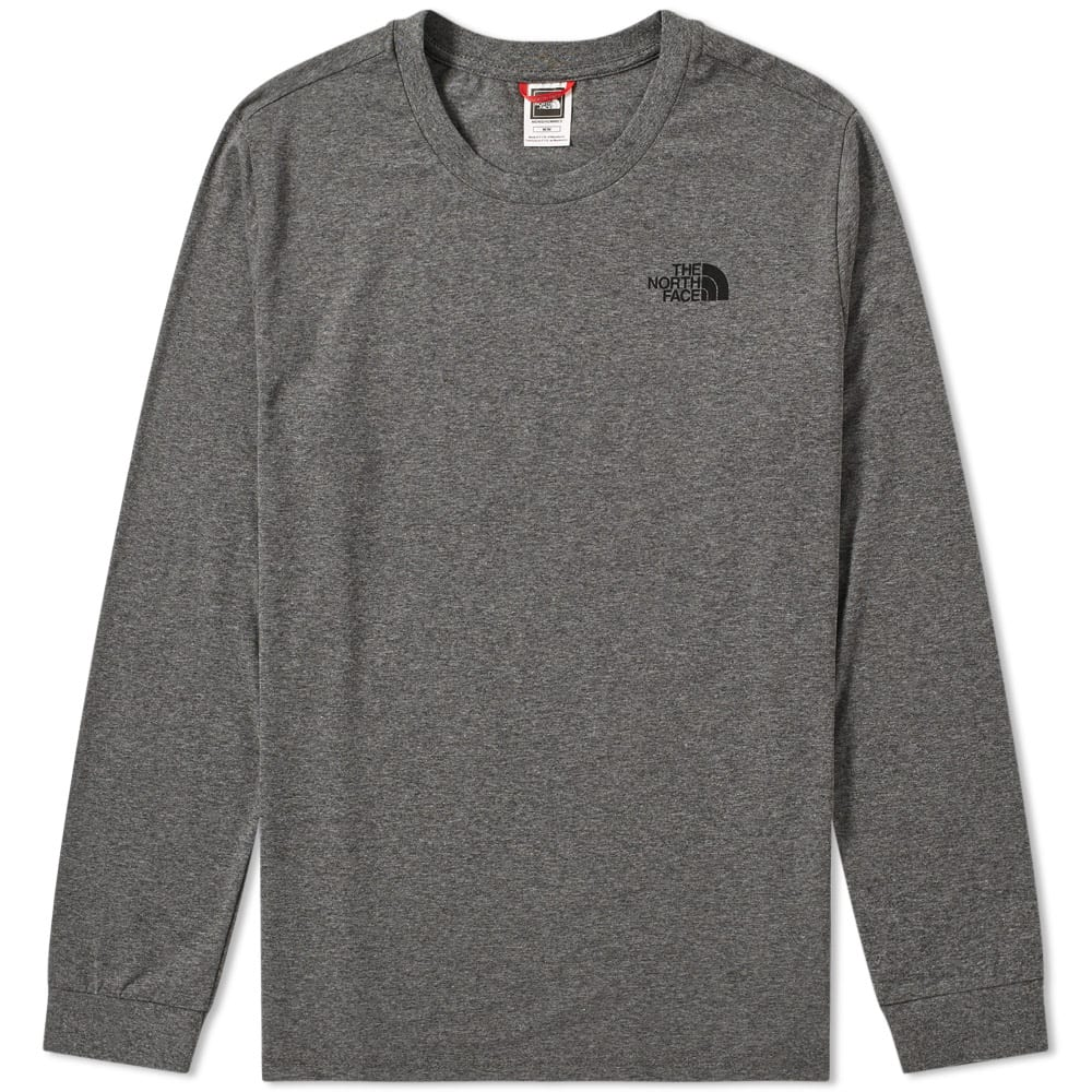 22ed3ce2b The North Face Long Sleeve Simple Dome Tee