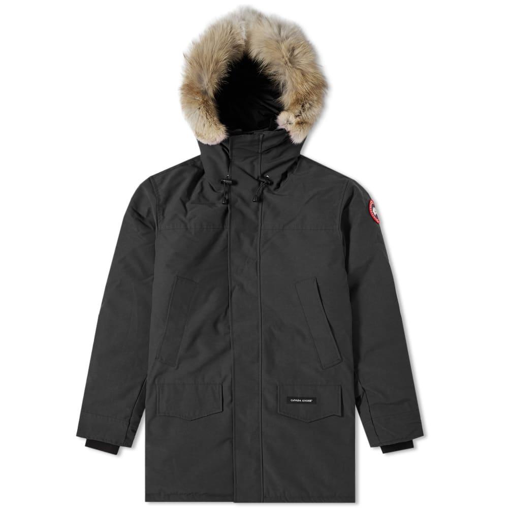 53a9122660a Canada Goose Langford Parka In Black   ModeSens