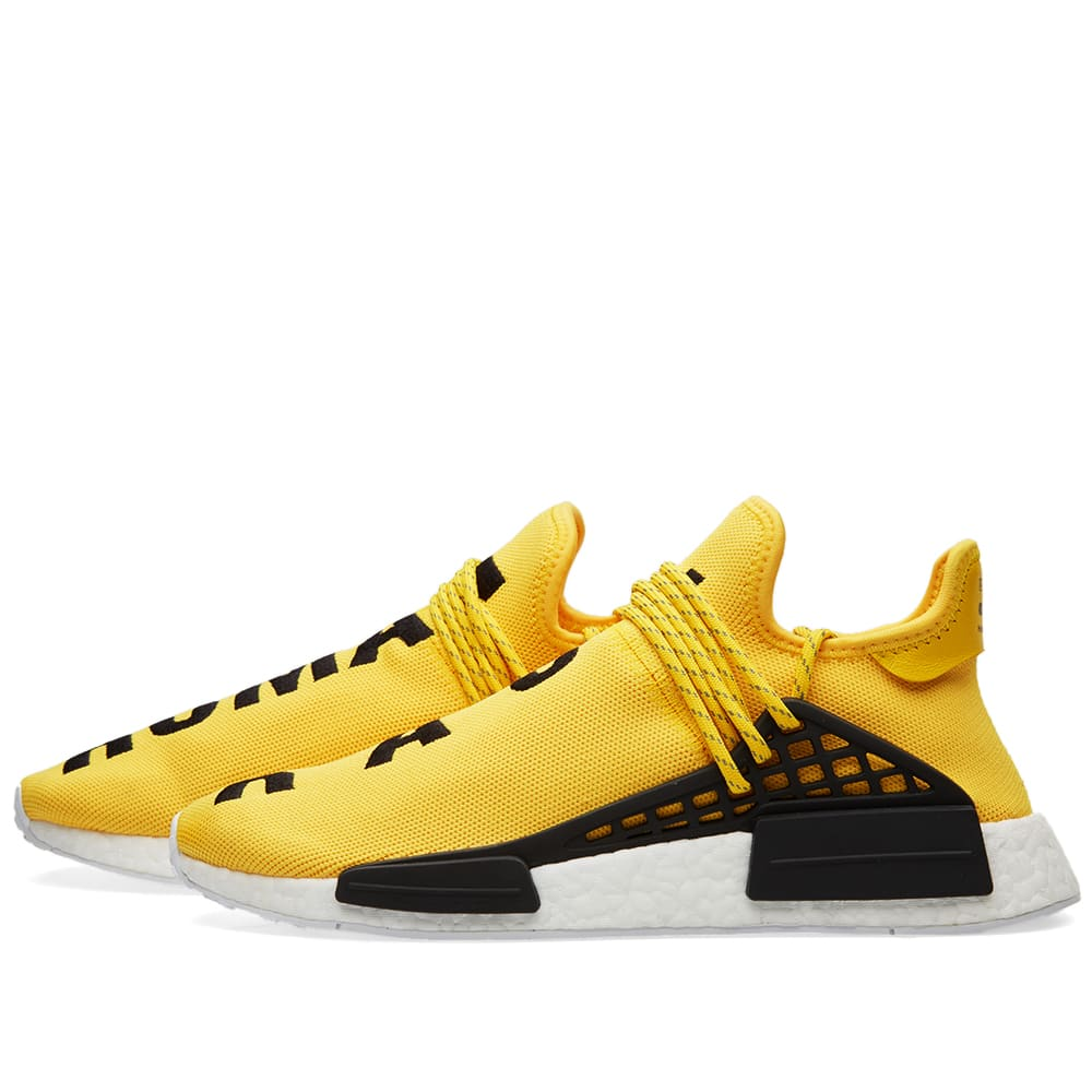 size 40 84115 203df Adidas x Pharrell Williams Hu Human Race NMD
