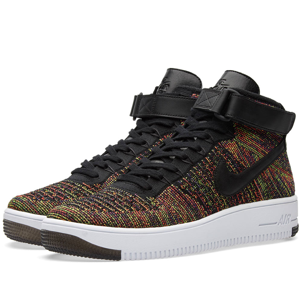 new styles 8bd73 05548 Nike Air Force 1 Flyknit