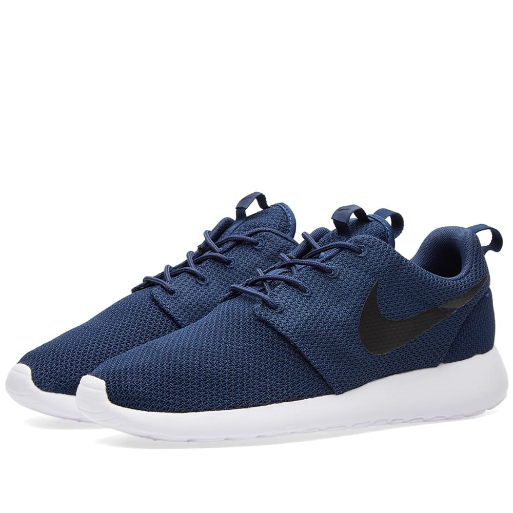 nike roshe one navy