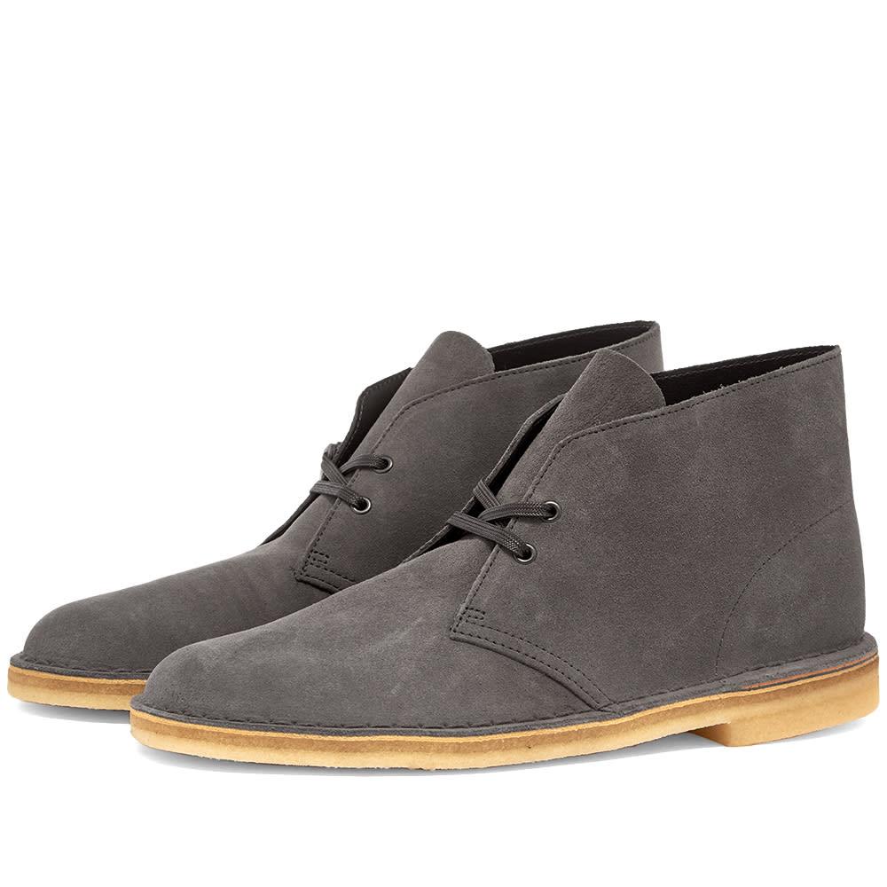 Clarks Originals Desert Boot Slate Grey