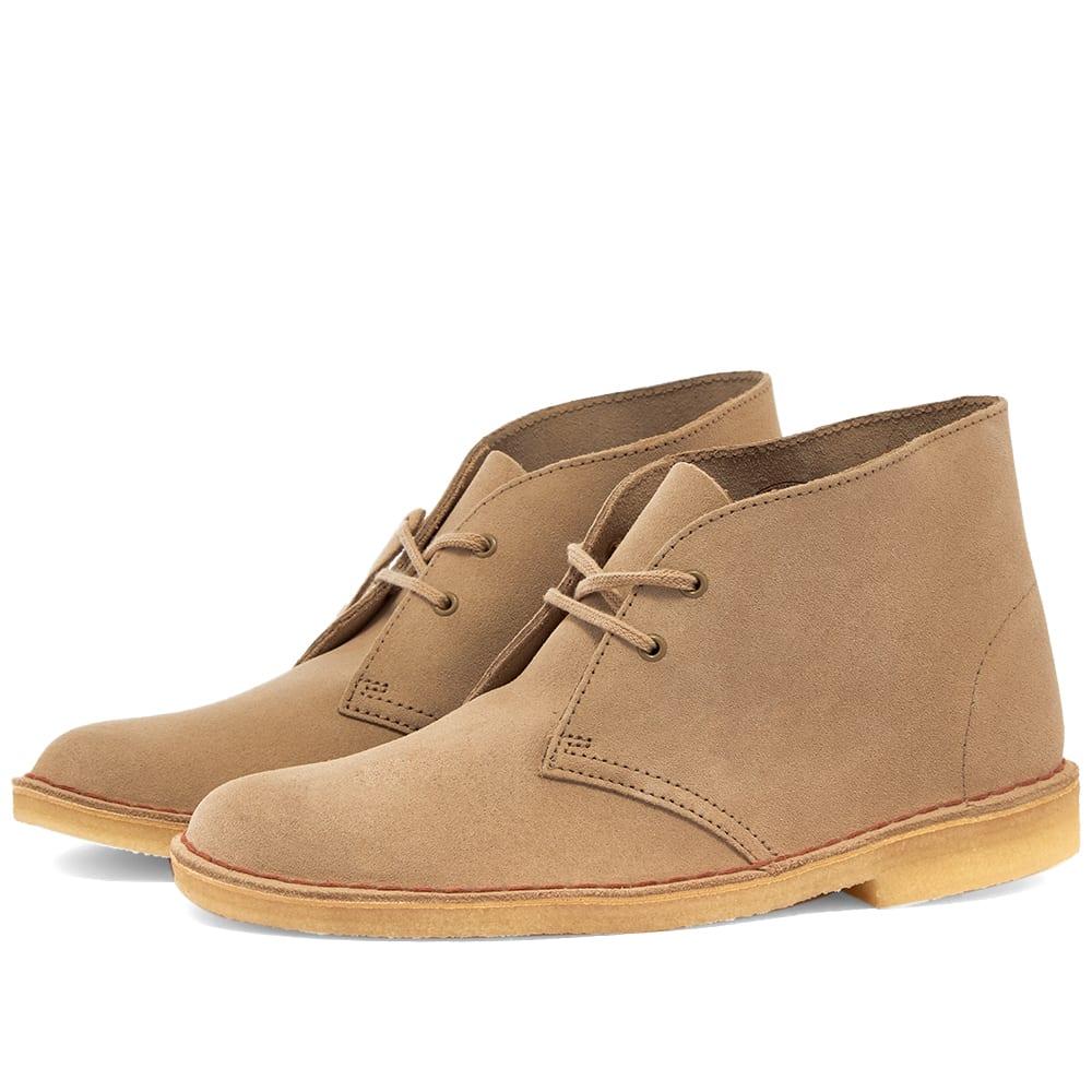 Clarks Originals Desert Boot W Sand