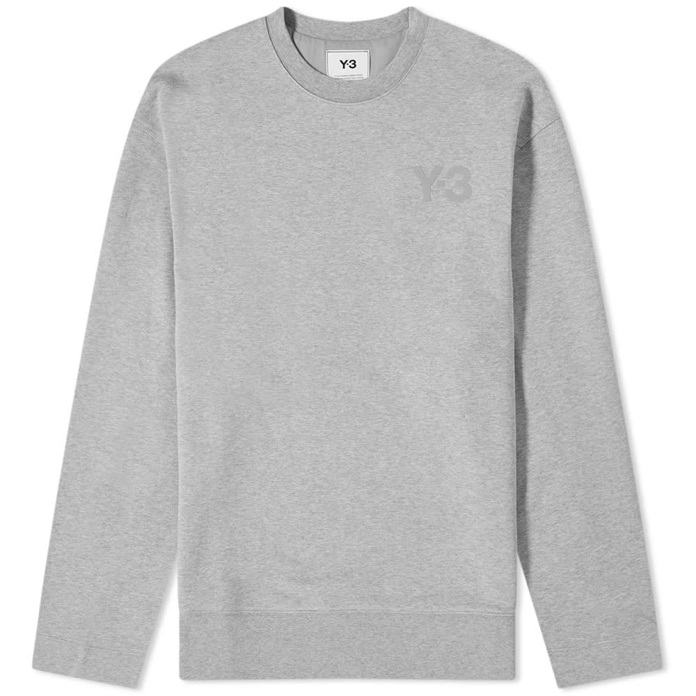 Y-3 Y-3 Classic Chest Logo Crew Sweat