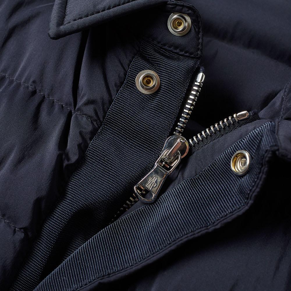 92305b5a0 Moncler Caph Down Shirt Jacket