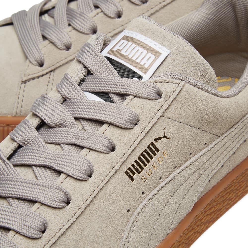 best sneakers 22e91 7cbe9 Puma Suede Classic Gum Sole