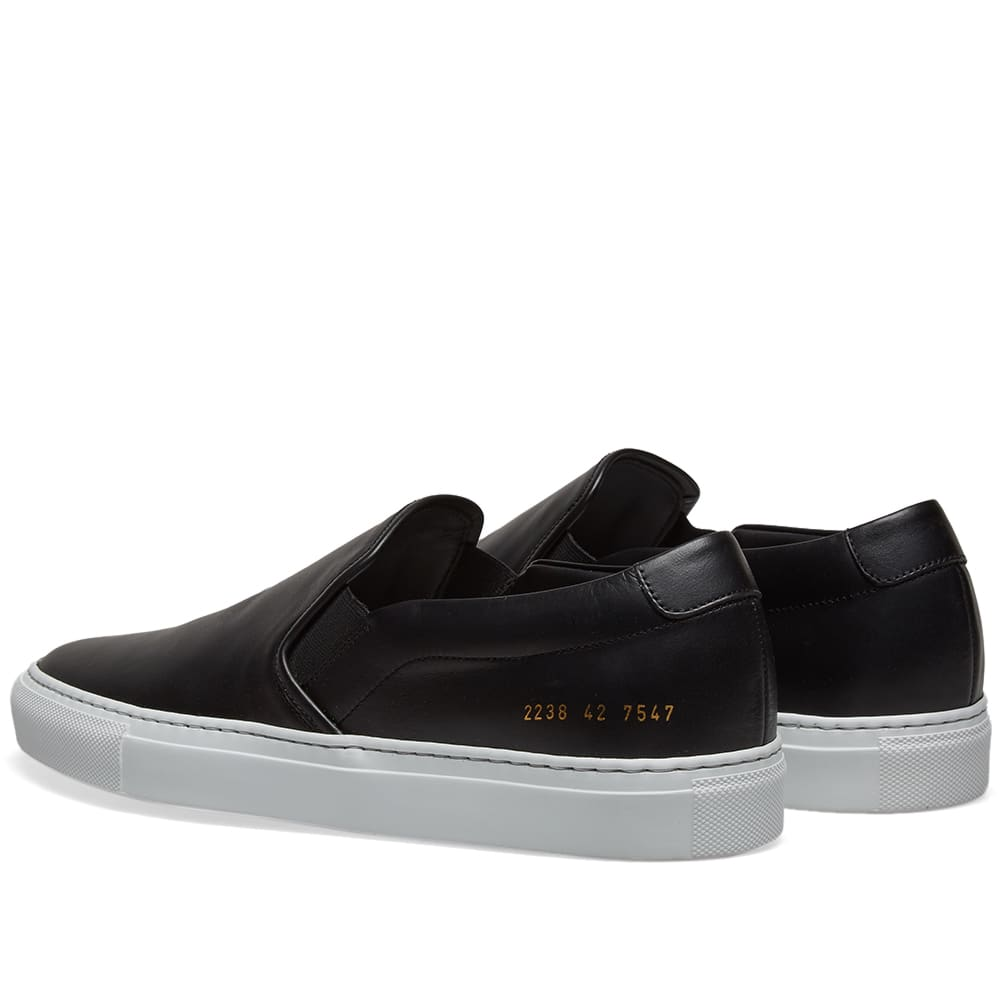 2c4c71c205573 Common Projects Slip On White Sole