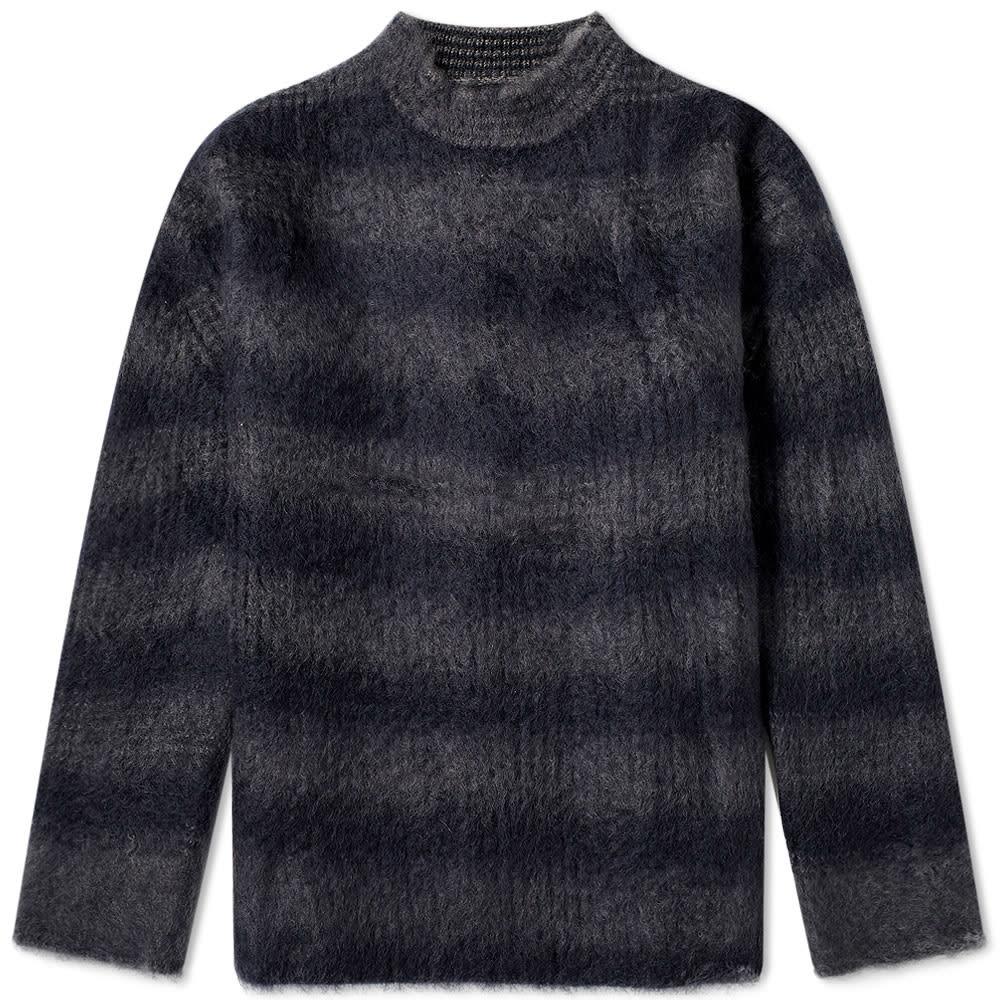 Jil Sandwer Striped Mohair Knit