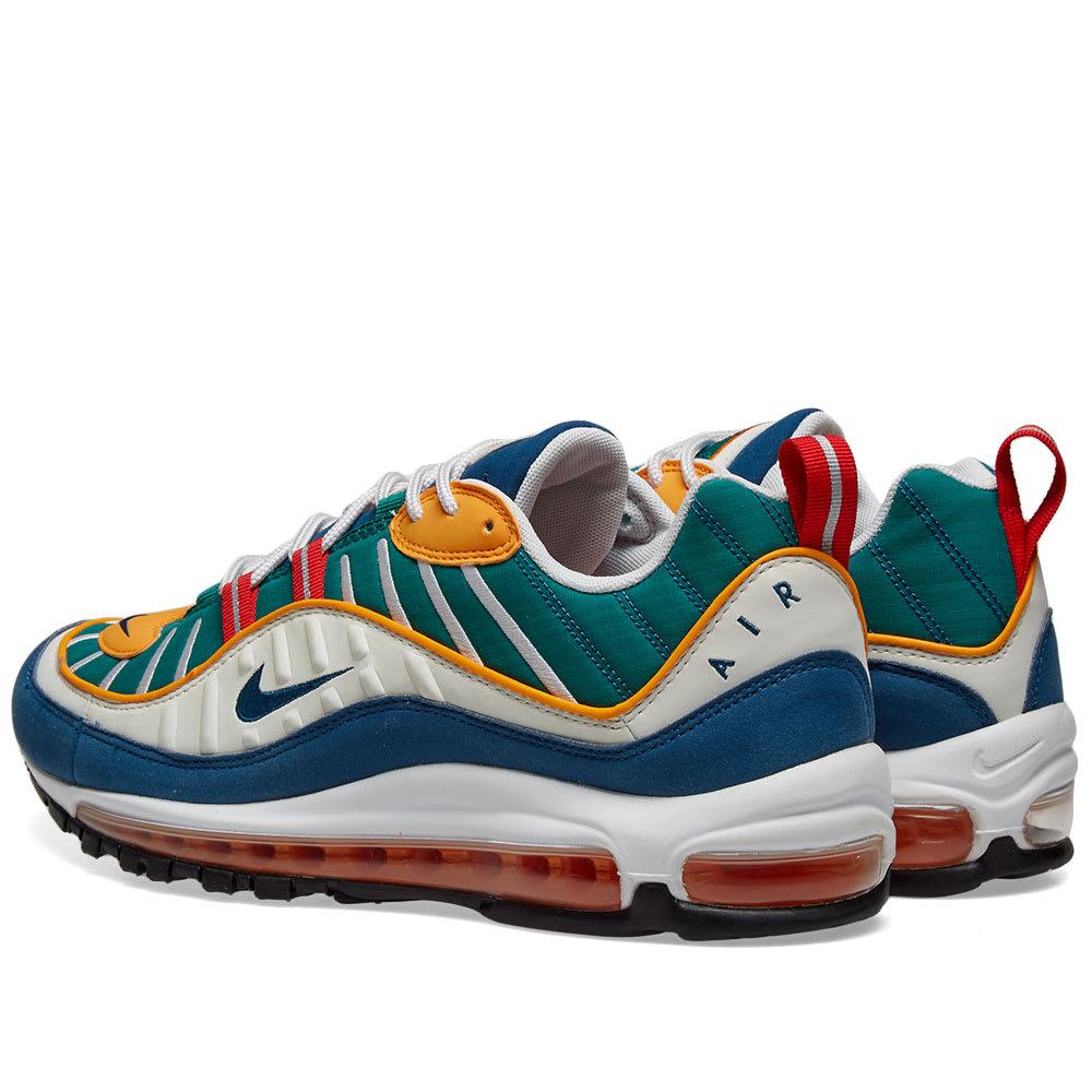 size 40 b7749 5545f Nike Air Max 98 W