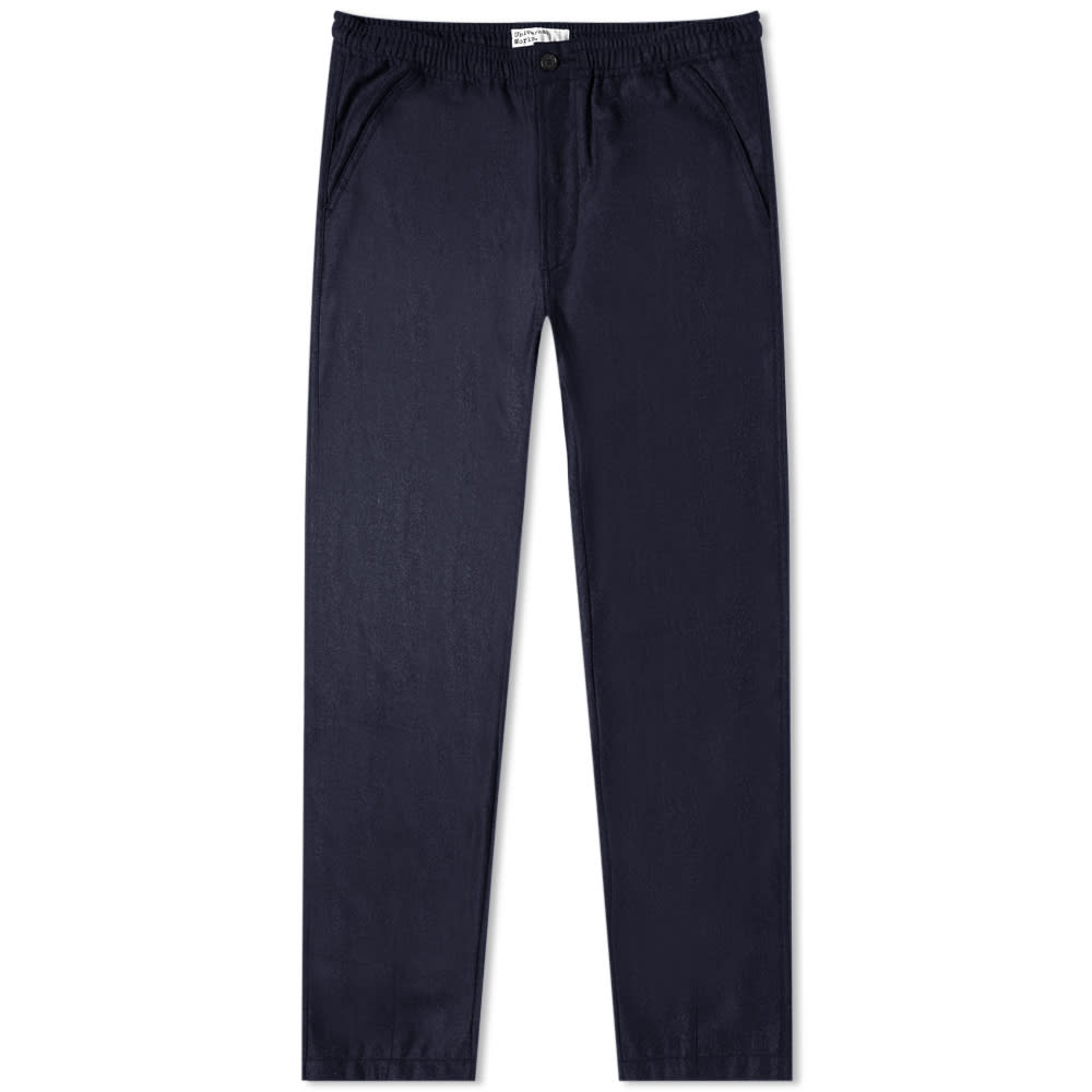 Universal Works Track Flannel Trouser by Universal Works