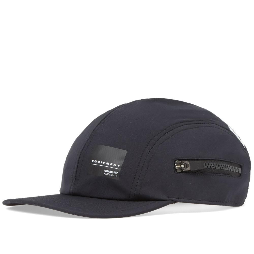 Adidas EQT Zip Cap Black \u0026 White   END.